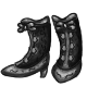 BlackLaceUpVictorianBoots.png