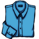 BlueStandardDressShirt.png