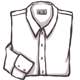 WhiteStandardDressShirt.png